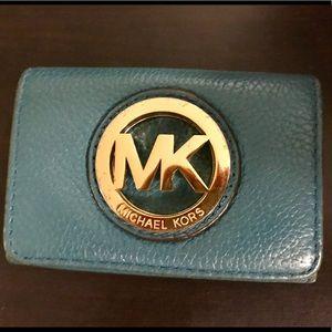 Michael Kors coin purse/mini wallet